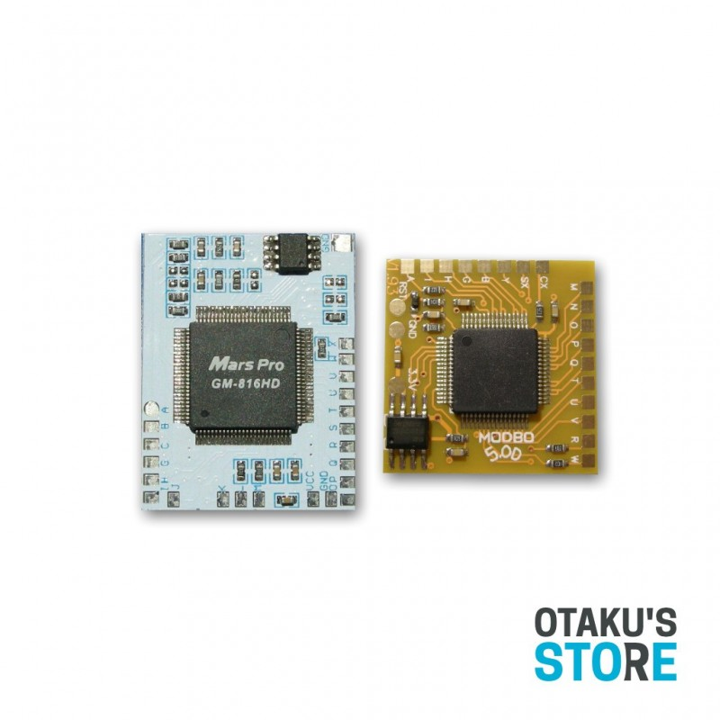 Modchip For PS2 Modbo 4 5 Or Mars Pro GM 816HD