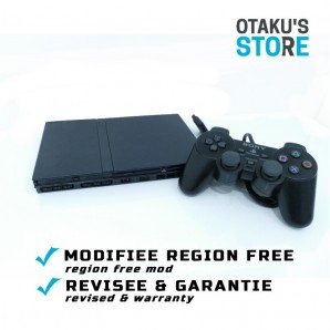 Pstwo region free console - PS2 Playstation 2 - Pre-modded