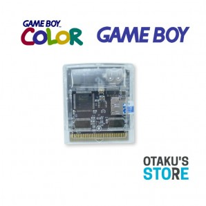 Flash cart for Game Boy Classic & Color + Roms set- SD Loader