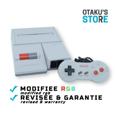 Console New Famicom RGB - Palette switchless - Etim board