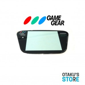 Replacement screen protector for Game Gear - Glass type