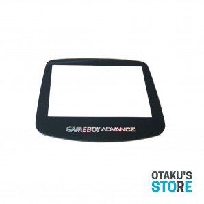 Replacement screen protector for Game Boy Advance - Glass type Nintendo