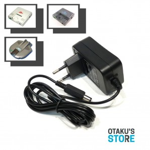 Replacement power supply for PC Engine / Coregrafx I & II / Shuttle - PSU system NEC  core grafx