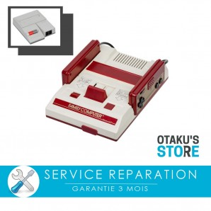 Repair service for Famicom or New Famicom - Nintendo