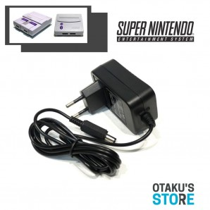 Replacement power supply for USA Super Nintendo - PSU system JR