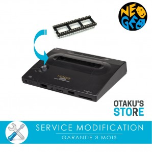 IC Socket installation service for Neo Geo AES - Modding - 40 pin